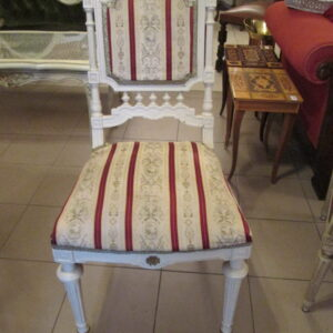 Антично единично столче