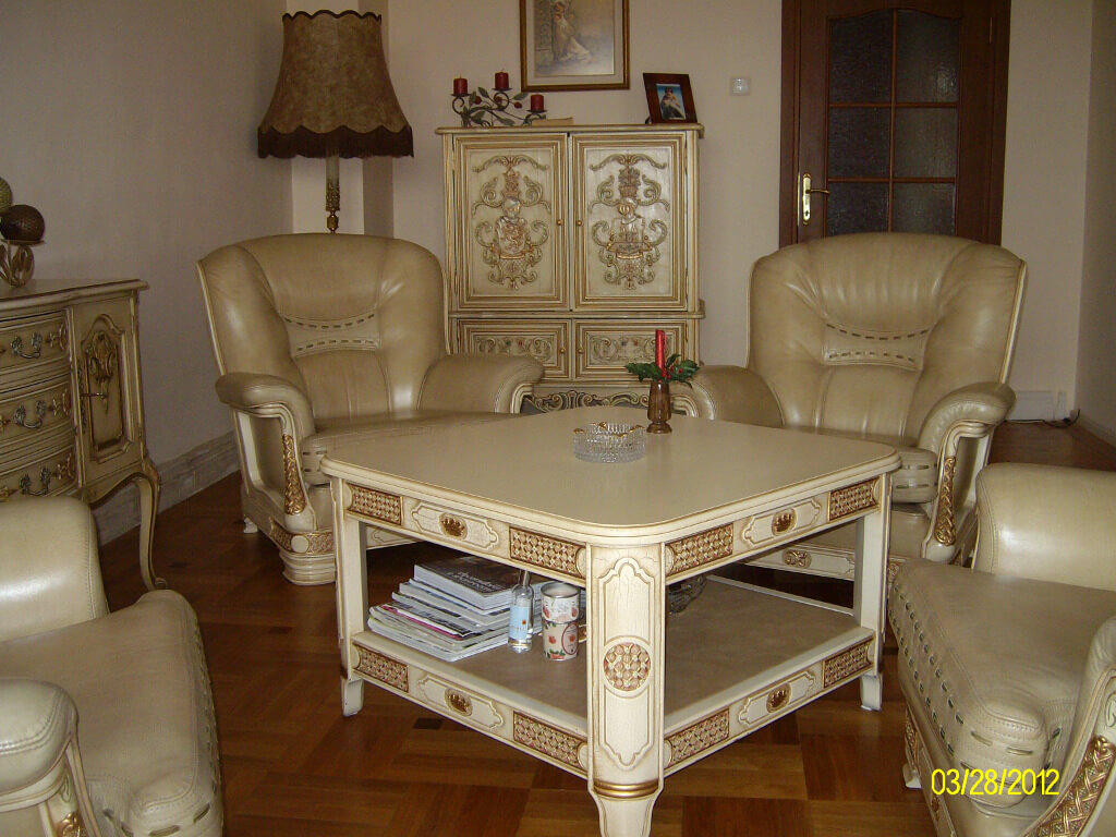Кресла- естествена кожа