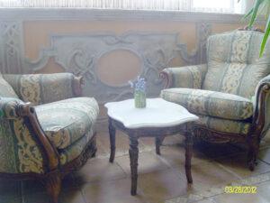 самостоятелни кресла